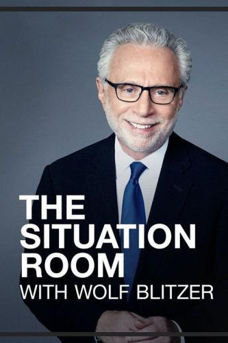 The Situation Room with Wolf Blitzer next episode air date poster