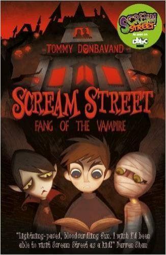 Scream Street next episode air date poster