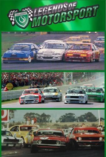 Shannons Legends of Motorsport next episode air date poster