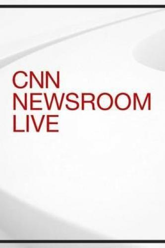 CNN Newsroom Live next episode air date poster