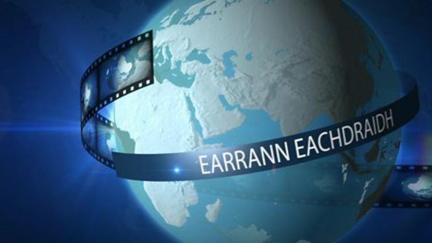 Earrann Eachdraidh/History Shorts next episode air date poster