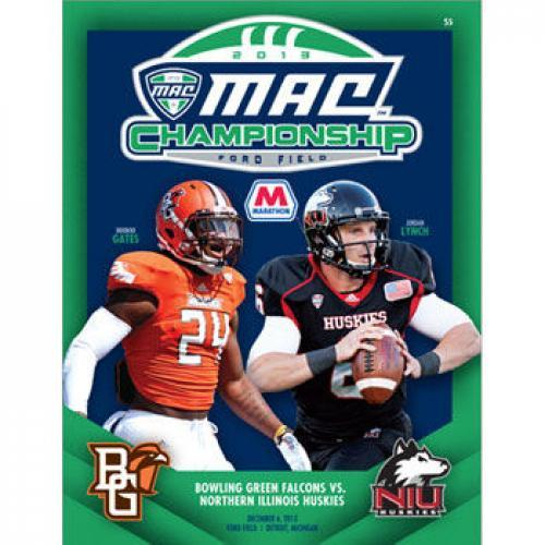 MAC Football Championship next episode air date poster