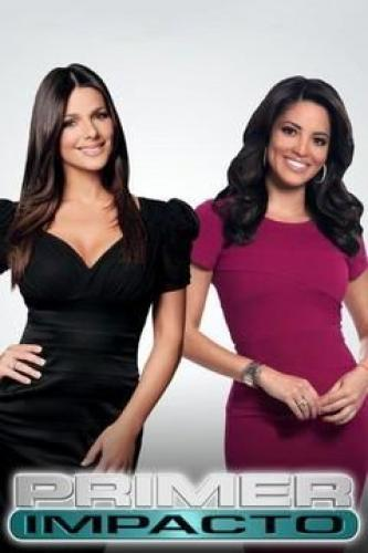 Primer Impacto Extra next episode air date poster