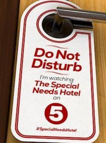 The Special Needs Hotel next episode air date poster