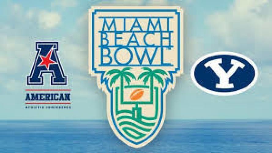 Miami Beach Bowl next episode air date poster