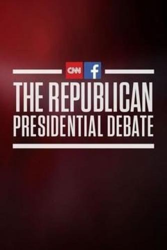 CNN Republican Debate next episode air date poster