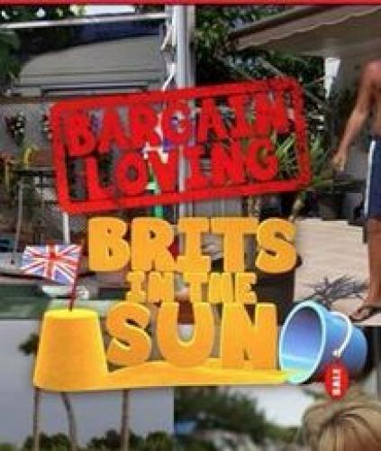 Bargain Loving Brits in the Sun next episode air date poster