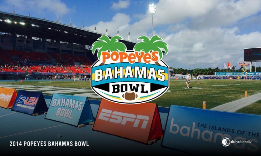 Bahamas Bowl next episode air date poster