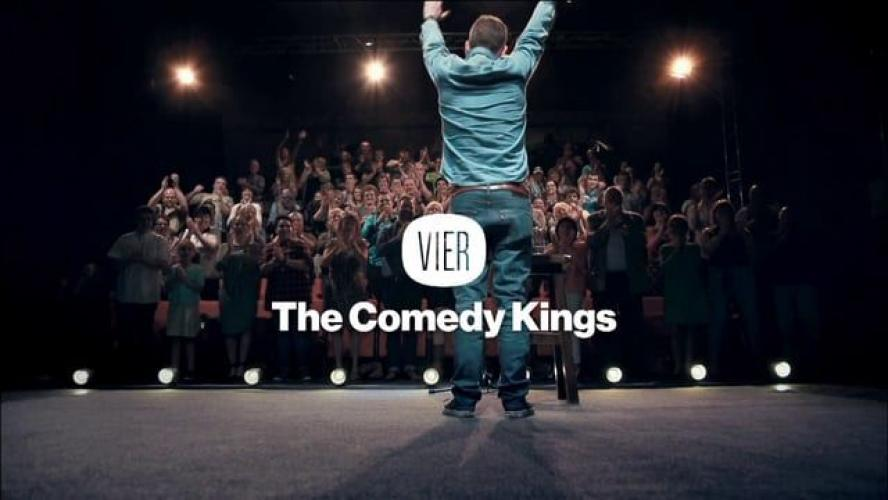 Comedy Kings next episode air date poster