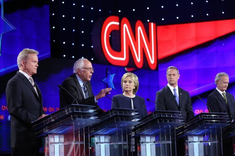 CNN Democratic Debate next episode air date poster
