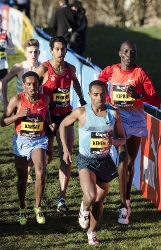 Great Edinburgh International Cross Country next episode air date poster