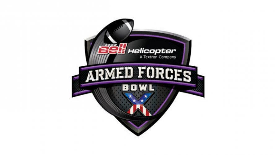 Armed Forces Bowl next episode air date poster