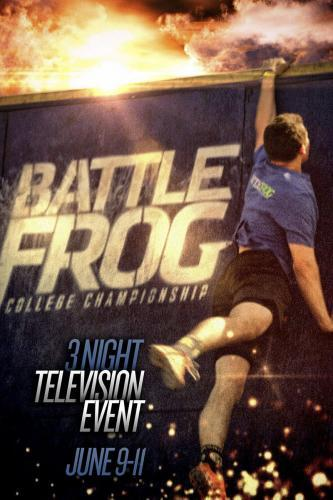 BattleFrog College Championship next episode air date poster