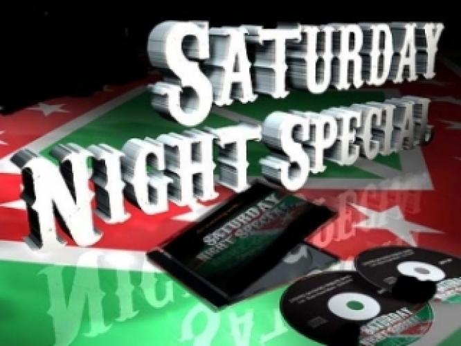 Saturday Night Special next episode air date poster