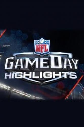 NFL GameDay Highlights next episode air date poster