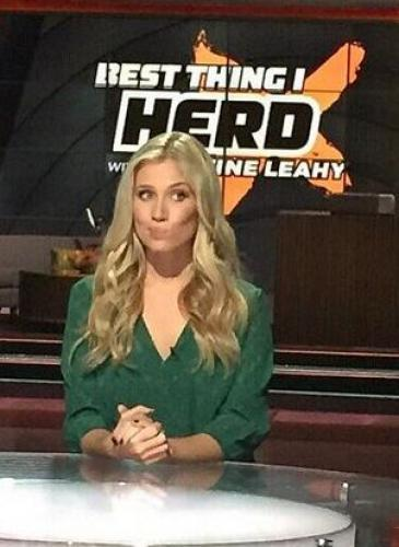 Best Thing I Herd with Kristine Leahy next episode air date poster