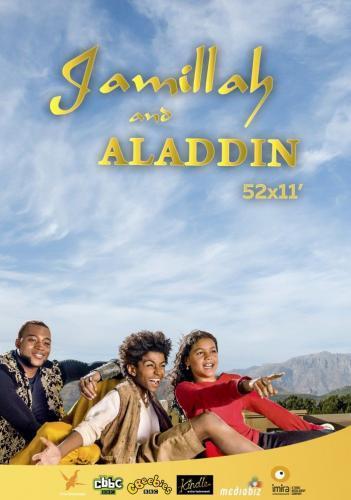 Jamillah and Aladdin next episode air date poster