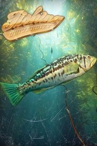 Fishing University next episode air date poster