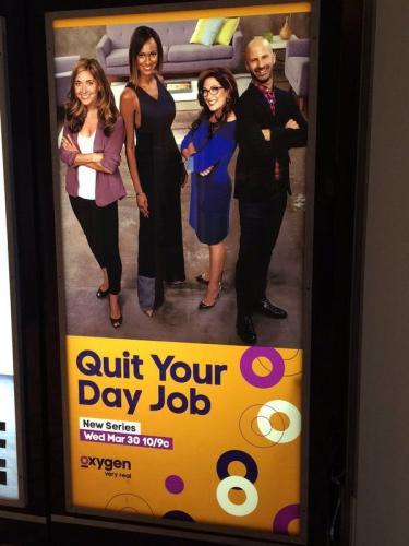 Quit Your Day Job next episode air date poster