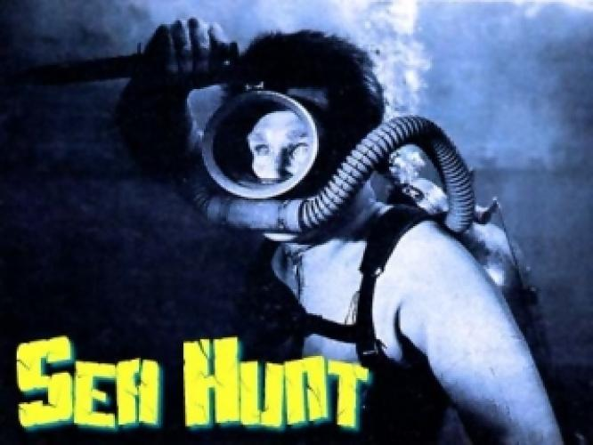 Sea Hunt (1958) next episode air date poster