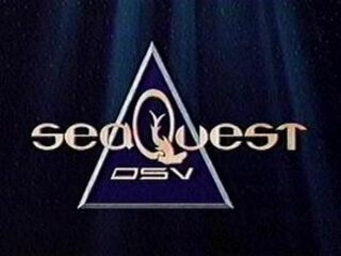 seaQuest DSV next episode air date poster