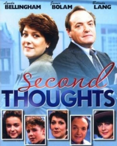 Second Thoughts next episode air date poster