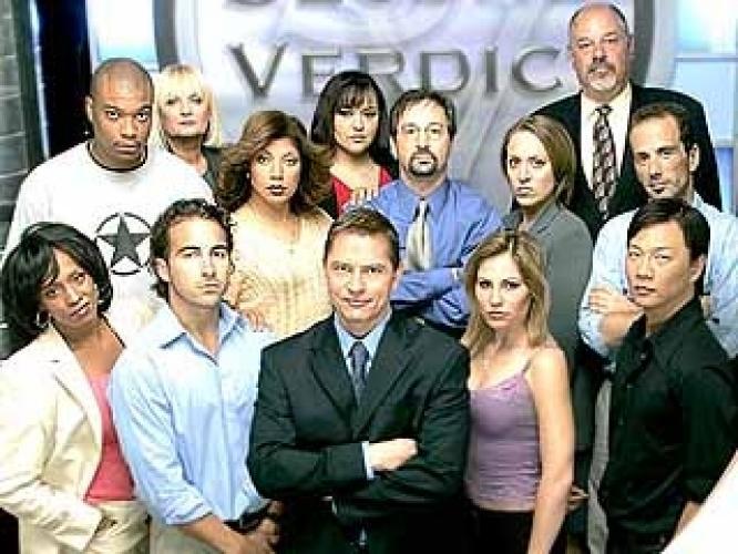 Second Verdict next episode air date poster