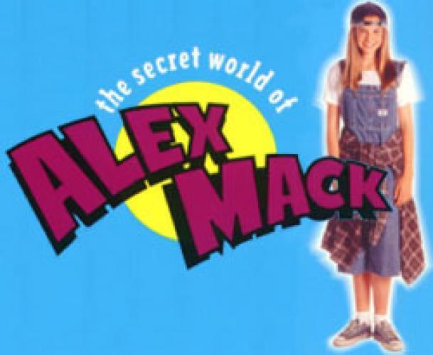 The Secret World of Alex Mack next episode air date poster
