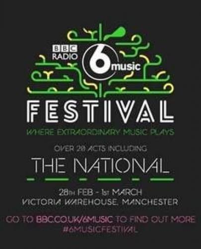 6 Music Festival next episode air date poster