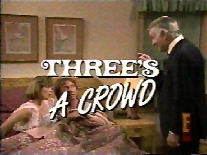 Three's a Crowd (1984) next episode air date poster