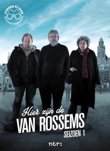 Hier zijn de Van Rossems next episode air date poster
