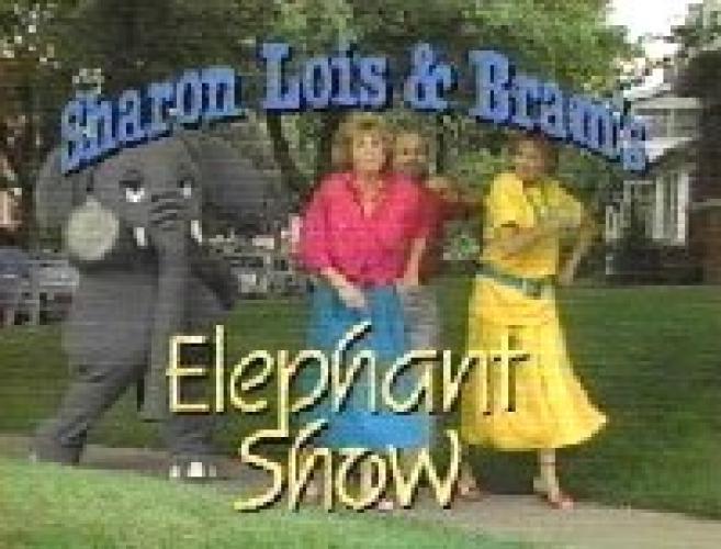 Sharon, Lois & Bram's Elephant Show next episode air date poster