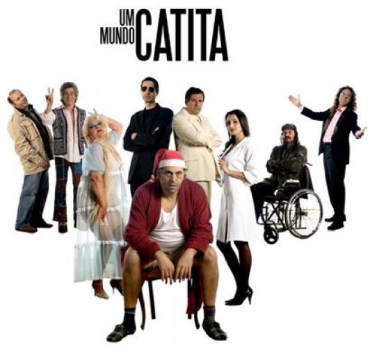 Um Mundo Catita next episode air date poster