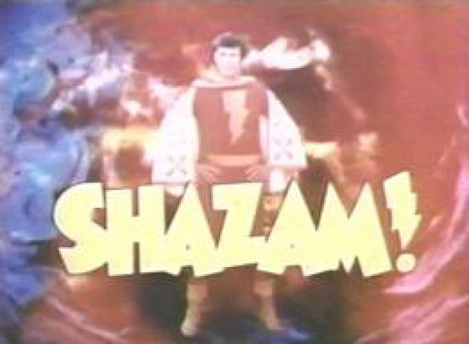 Shazam! next episode air date poster