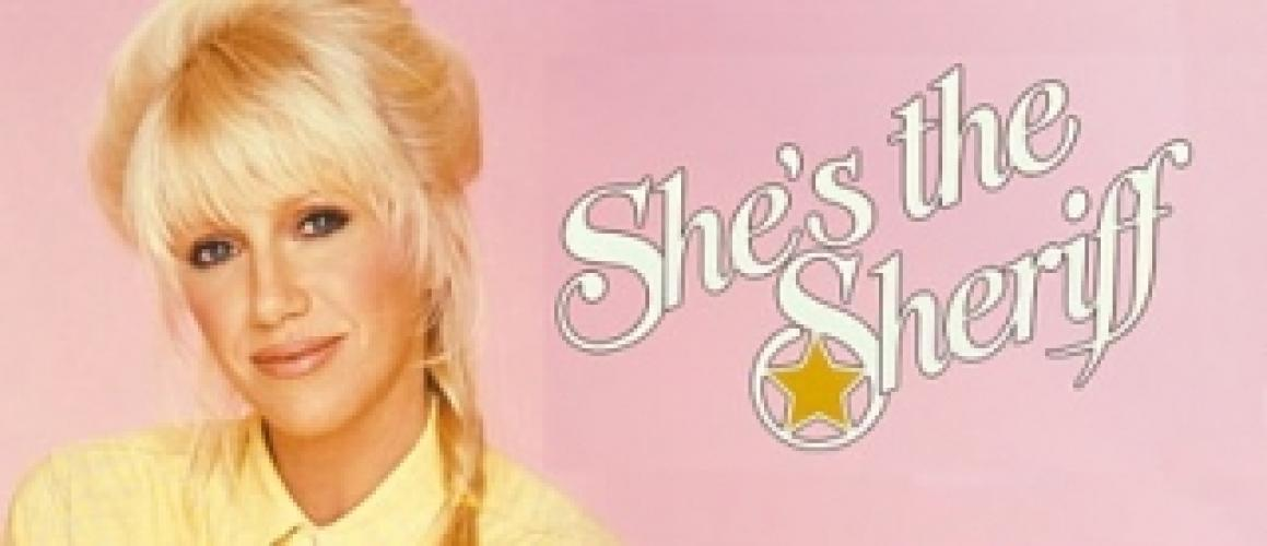 She's the Sheriff next episode air date poster