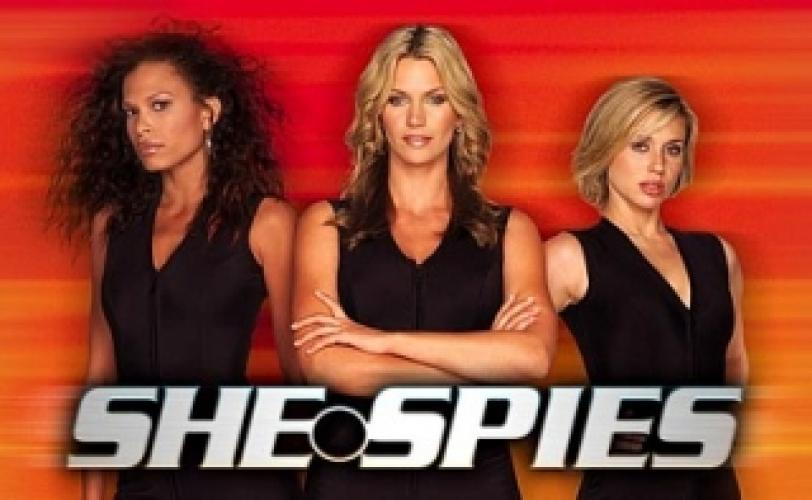 She Spies next episode air date poster