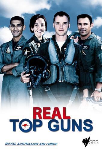 Real Top Guns next episode air date poster
