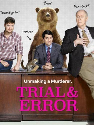 Trial & Error next episode air date poster