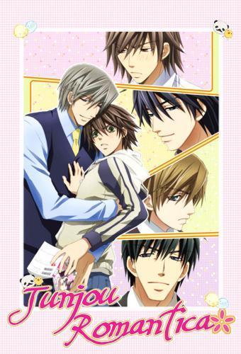 Junjou Romantica next episode air date poster