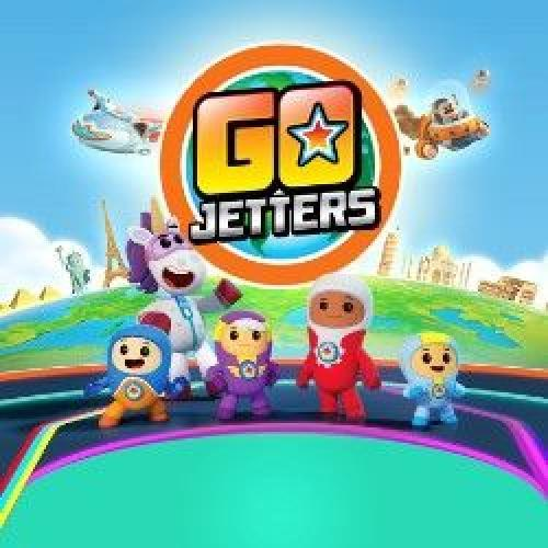 Go Jetters next episode air date poster
