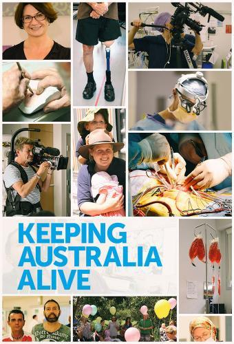 Keeping Australia Alive next episode air date poster