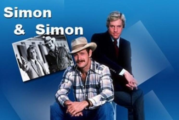 Simon & Simon next episode air date poster