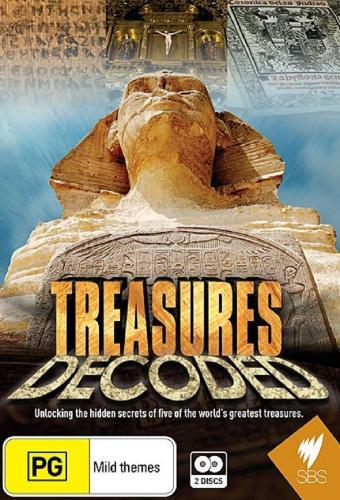 Treasures decoded next episode air date poster