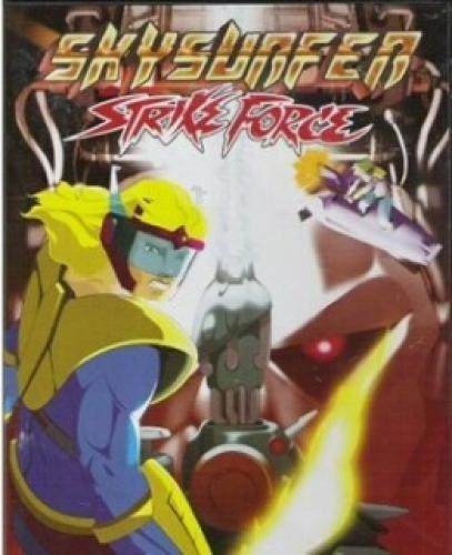 Skysurfer Strike Force next episode air date poster
