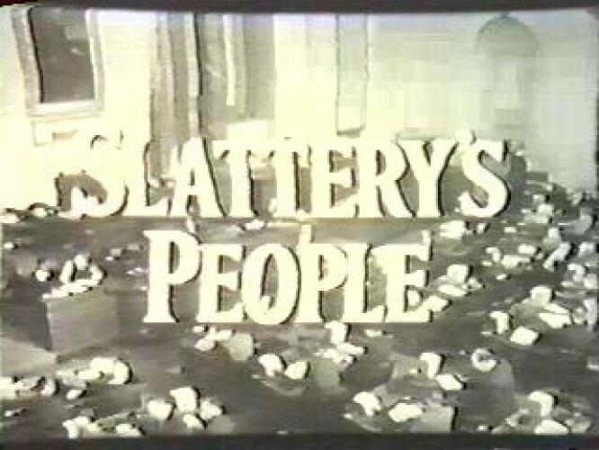Slattery's People next episode air date poster