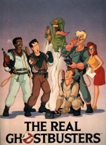Slimer! And the Real Ghostbusters next episode air date poster