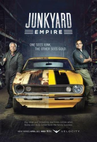 Junkyard Empire next episode air date poster
