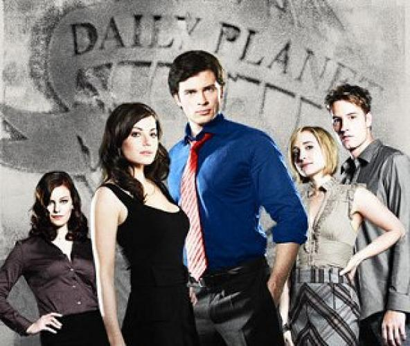 Smallville next episode air date poster