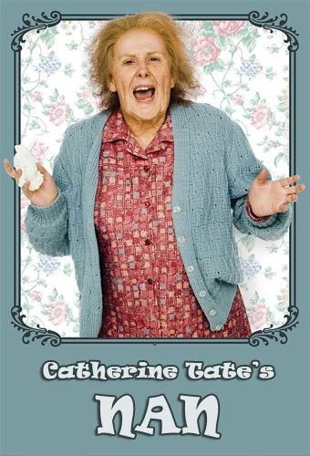 Catherine Tate's Nan next episode air date poster