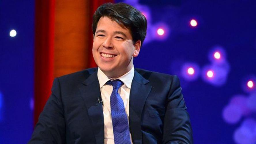 Michael McIntyre's Big Christmas Show next episode air date poster